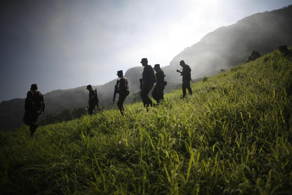 drugwar03 Нарковойна в Мексике: 5 лет кровопролития