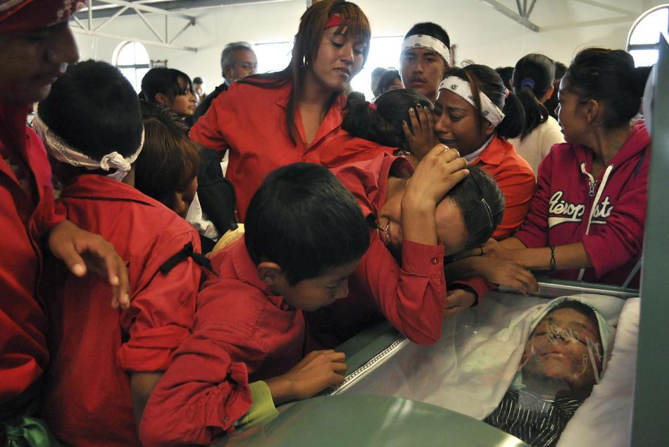 drugwar04 Нарковойна в Мексике: 5 лет кровопролития