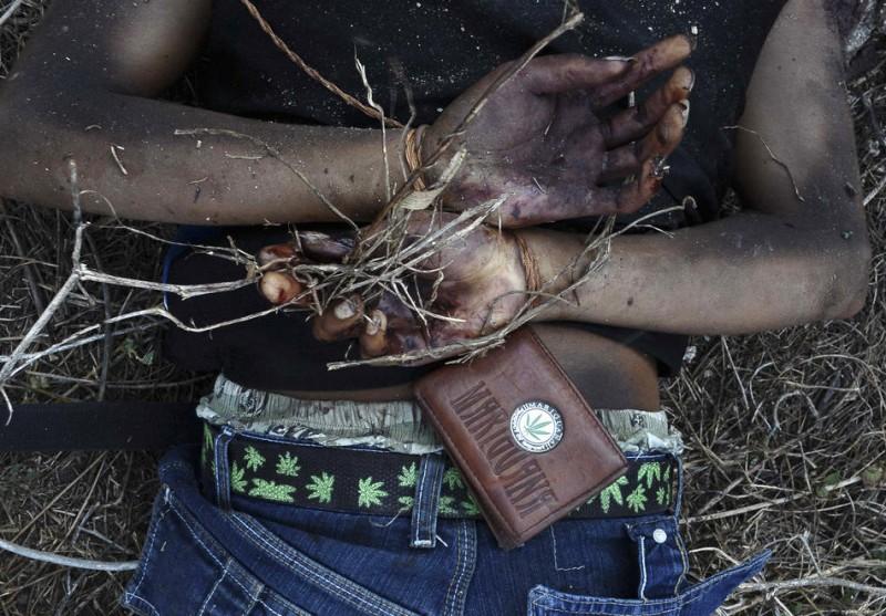 drugwar05 800x557 Нарковойна в Мексике: 5 лет кровопролития