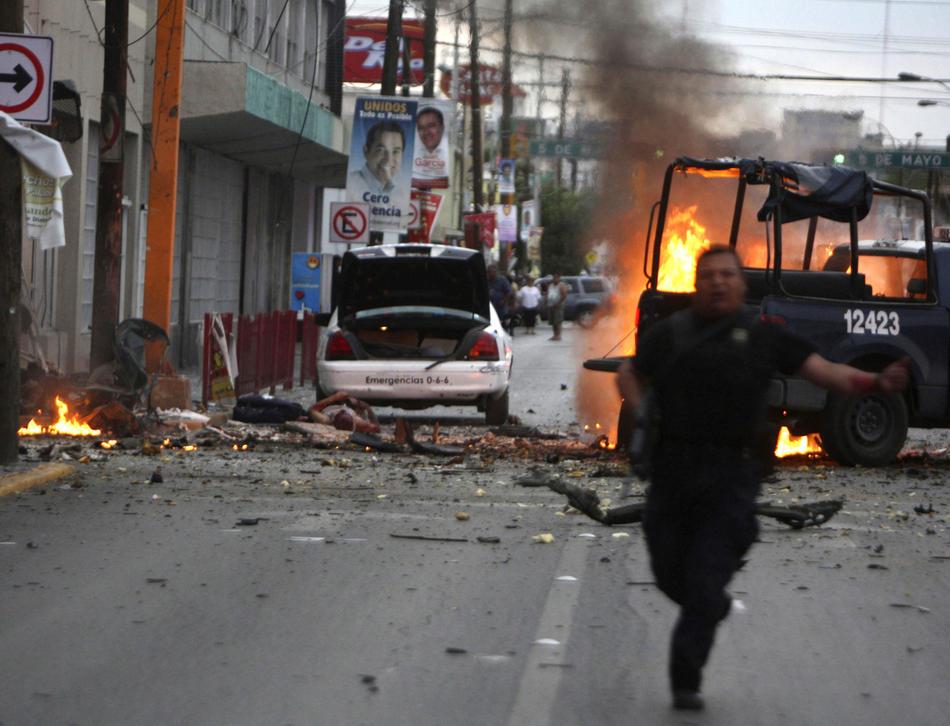 drugwar06 Нарковойна в Мексике: 5 лет кровопролития