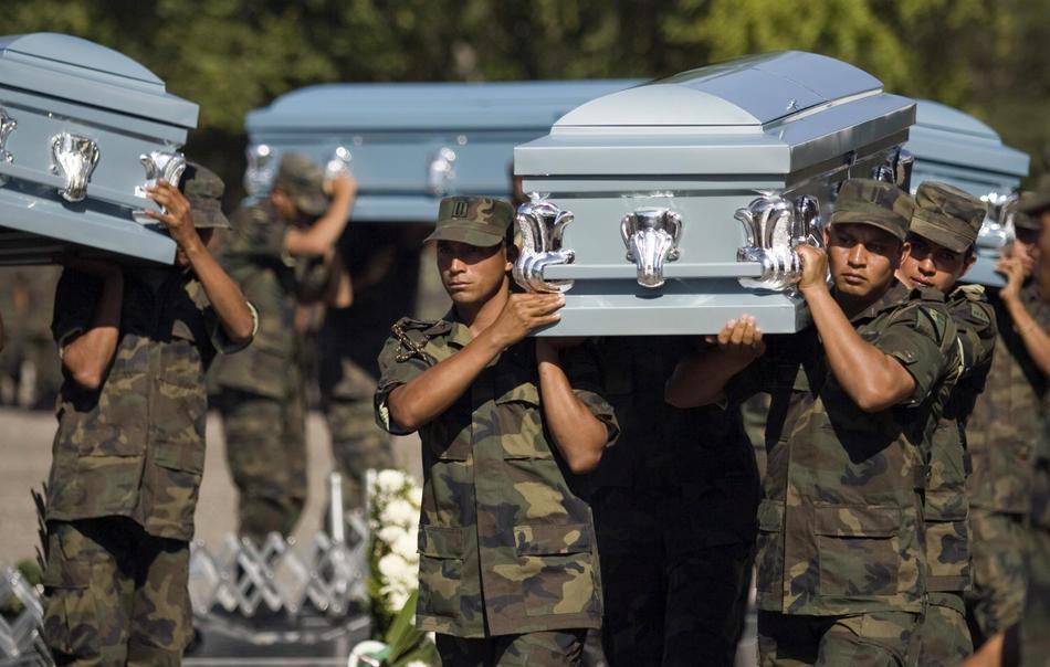 drugwar07 Нарковойна в Мексике: 5 лет кровопролития