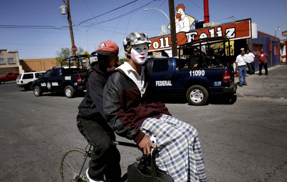 drugwar10 Нарковойна в Мексике: 5 лет кровопролития