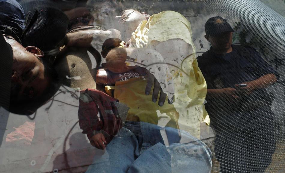 drugwar19 Нарковойна в Мексике: 5 лет кровопролития