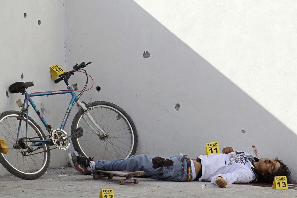 drugwar20 Нарковойна в Мексике: 5 лет кровопролития