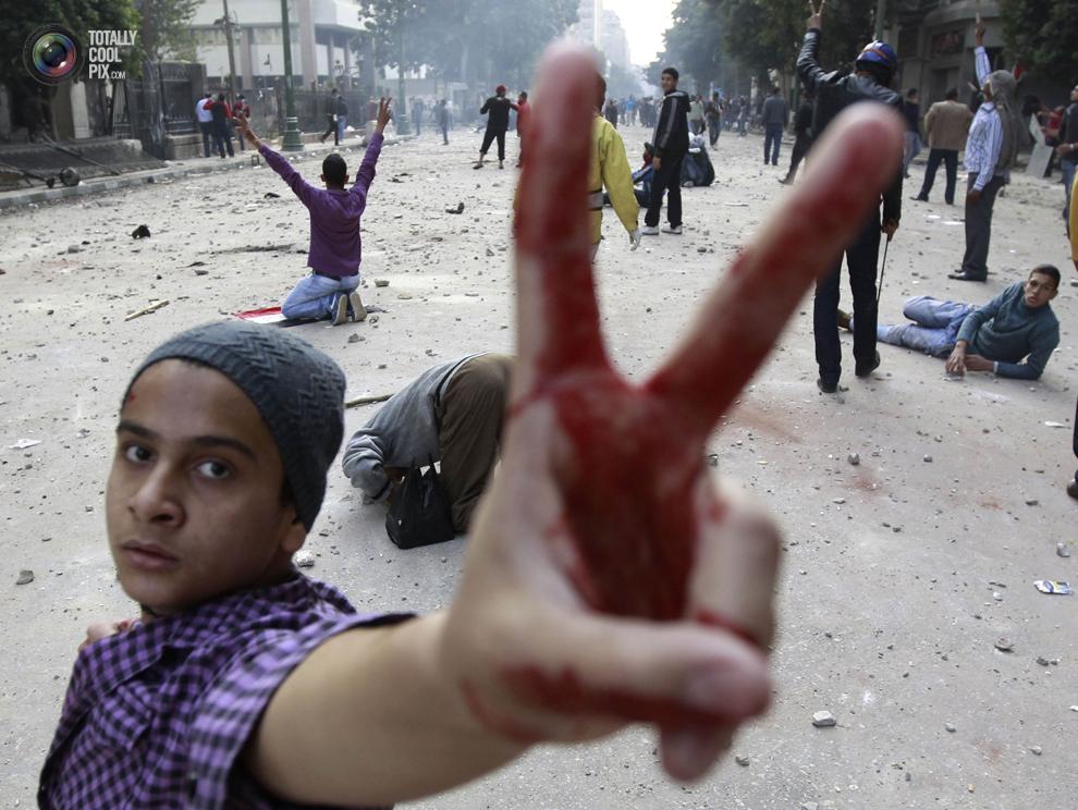 Новые беспорядки в Египте
