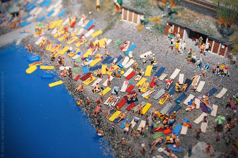 grandmaket 43 Россия в миниатюре