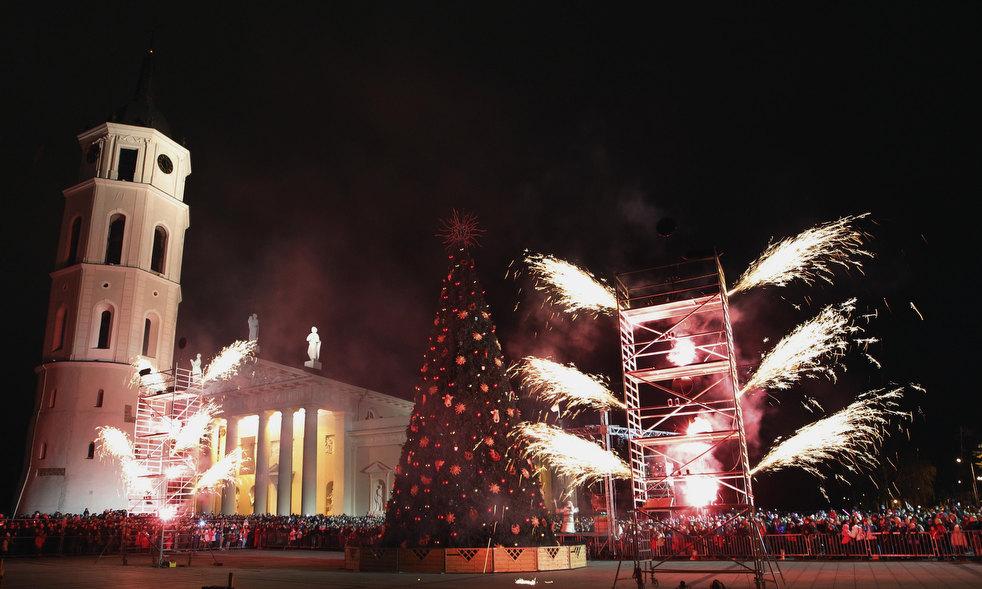 holiday lights 2011 12 Новогодние огни