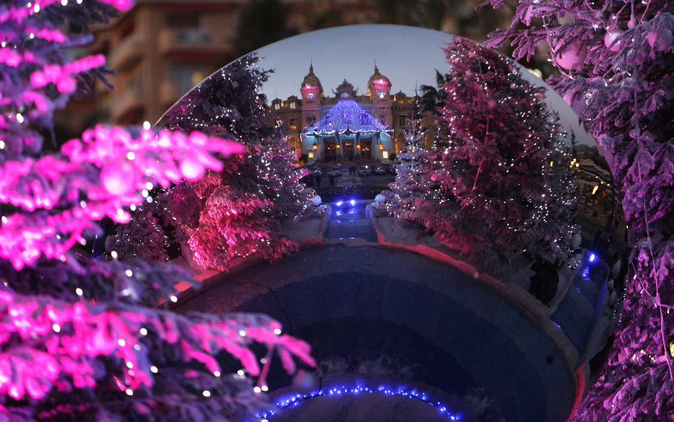 holiday lights 2011 14 Новогодние огни