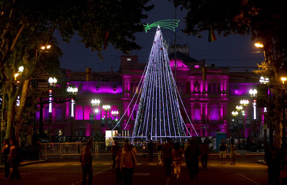 holiday lights 2011 15 Новогодние огни