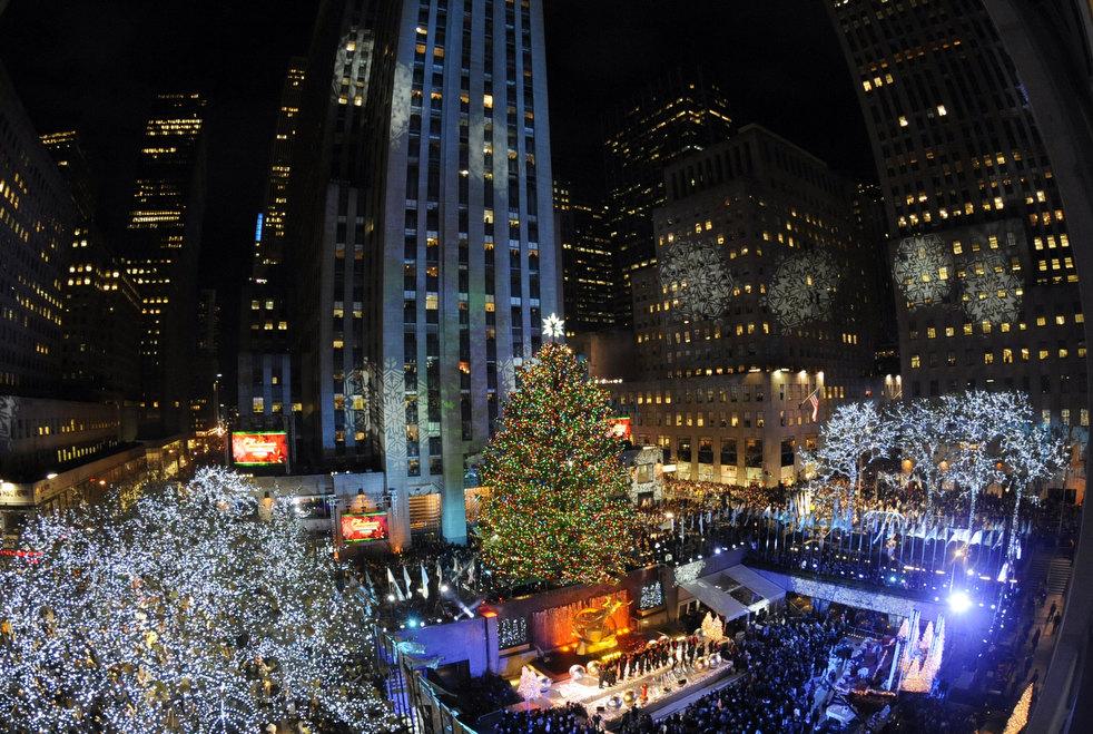 holiday lights 2011 23 Новогодние огни
