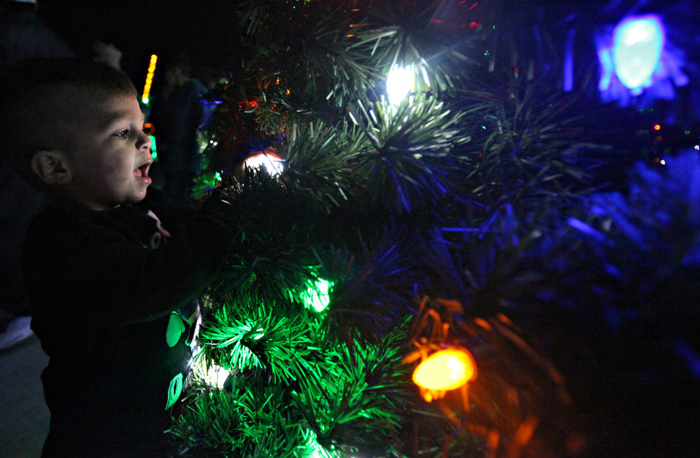 holiday lights 2011 32 Новогодние огни
