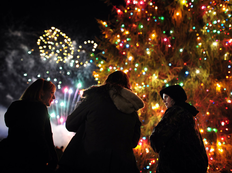 holiday lights 2011 33 Новогодние огни