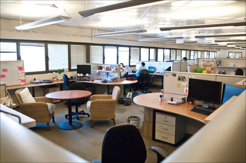 icq15 Офис компании ICQ