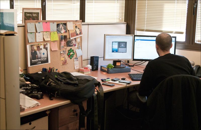 icq18 Офис компании ICQ
