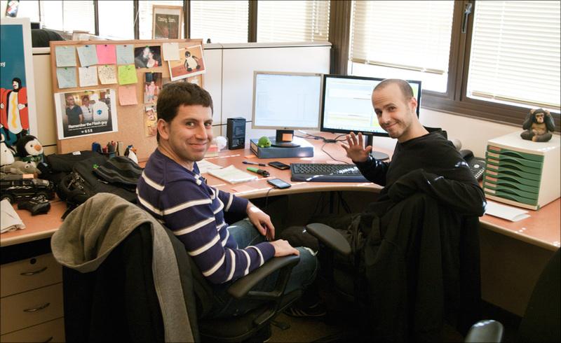 icq24 Офис компании ICQ
