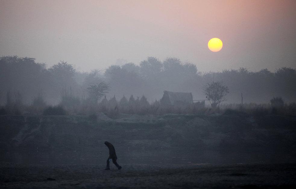 india cold weather 01 Индия замерзает