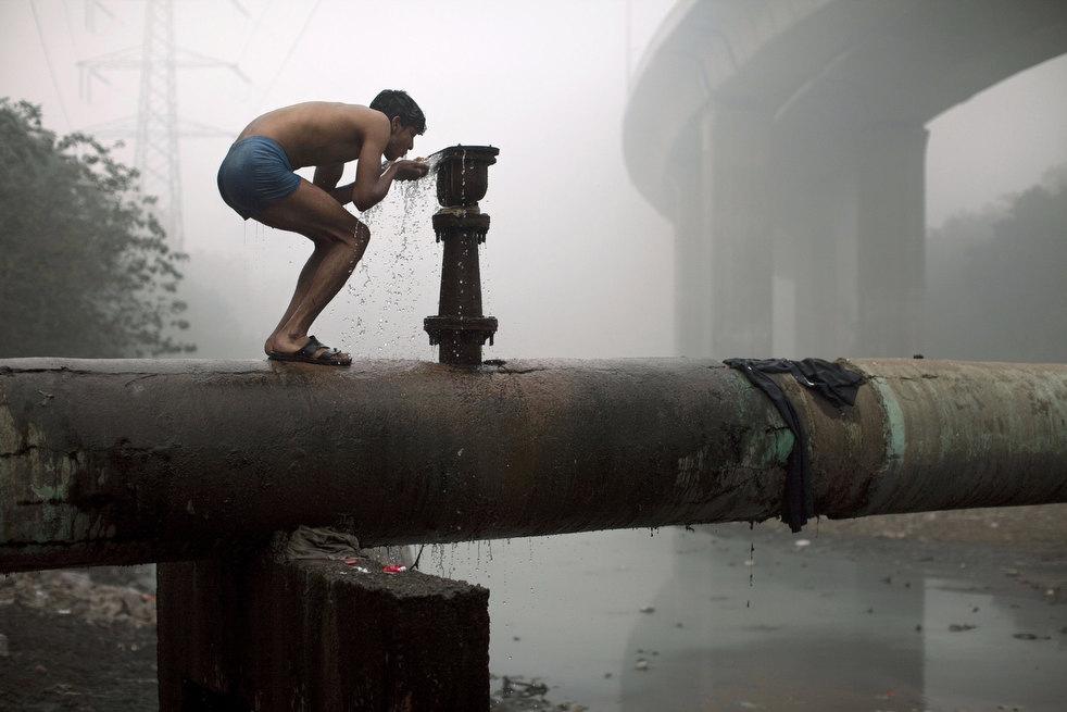 india cold weather 15 Индия замерзает