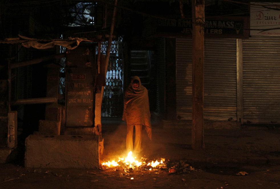 india cold weather 16 Индия замерзает