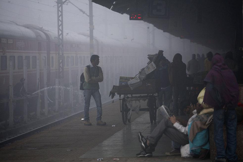 india cold weather 18 Индия замерзает