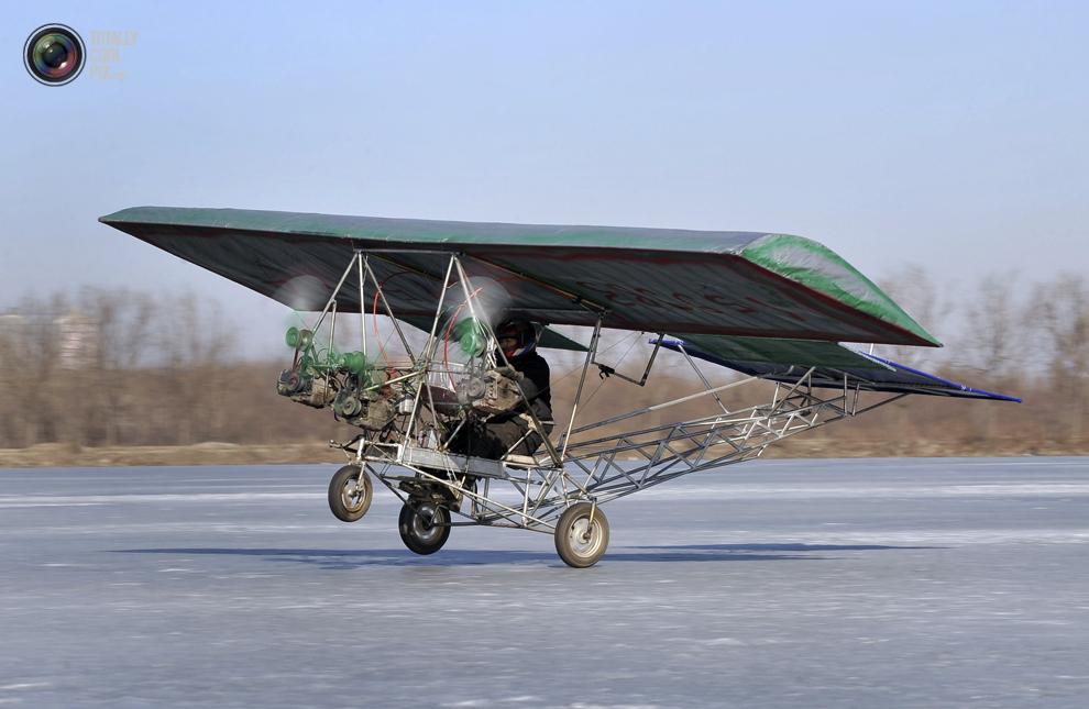 Как сделать аэроплан на котором летают люди