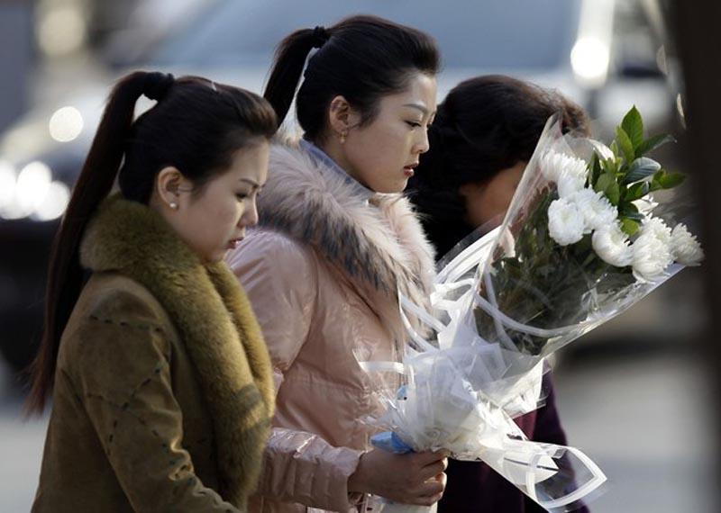 kimdead03 Умер лидер Северной Кореи Ким Чен Ир