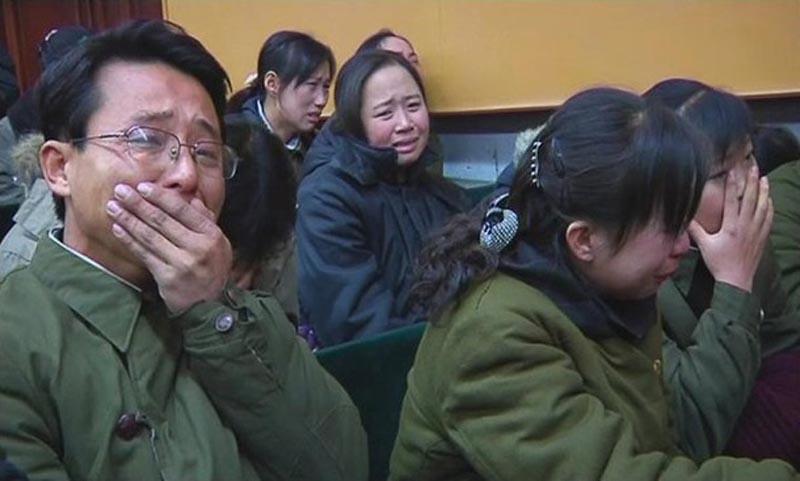kimdead05 Умер лидер Северной Кореи Ким Чен Ир