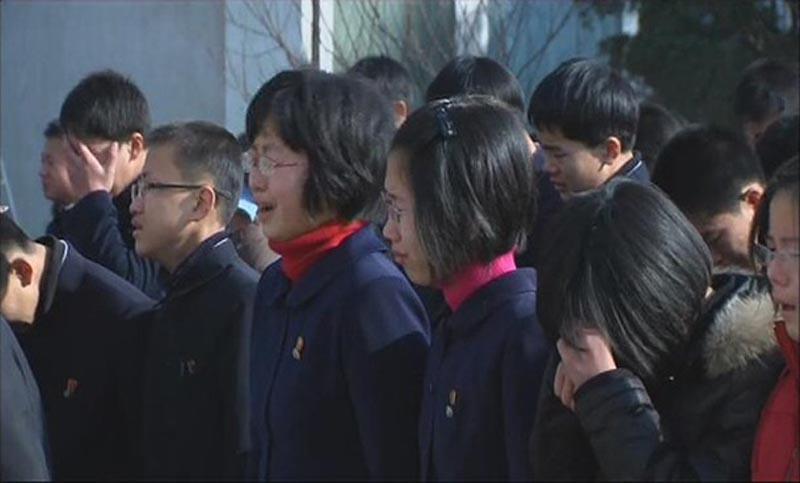 kimdead07 Умер лидер Северной Кореи Ким Чен Ир