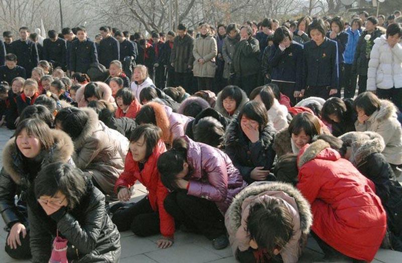 kimdead08 Умер лидер Северной Кореи Ким Чен Ир