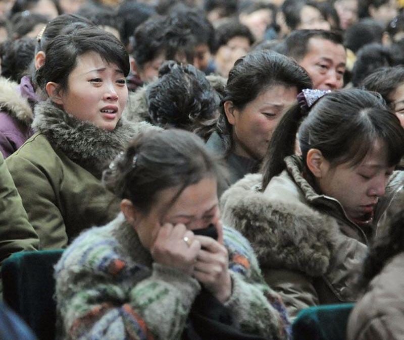 kimdead09 Умер лидер Северной Кореи Ким Чен Ир