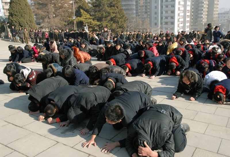 kimdead11 Умер лидер Северной Кореи Ким Чен Ир