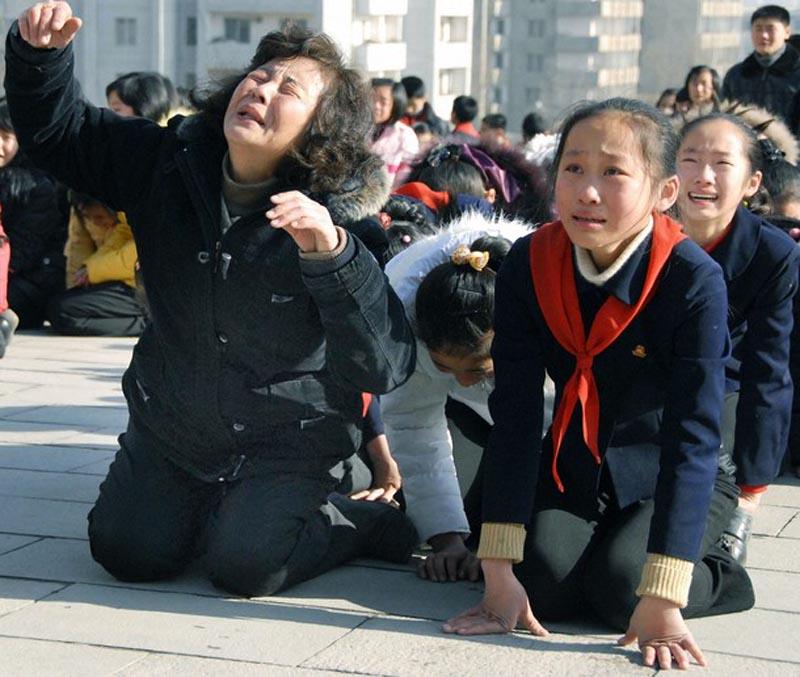 kimdead13 Умер лидер Северной Кореи Ким Чен Ир