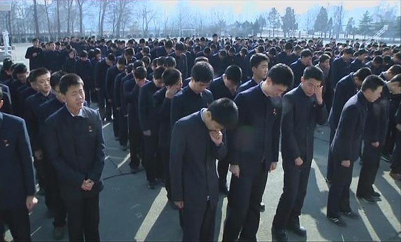 kimdead15 Умер лидер Северной Кореи Ким Чен Ир