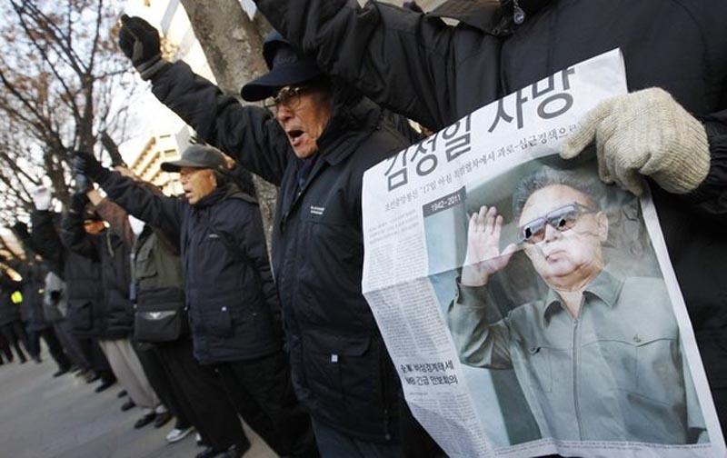 kimdead21 Умер лидер Северной Кореи Ким Чен Ир