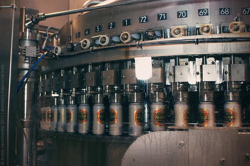 moscow brewery 22 Московская Пивоваренная Компания