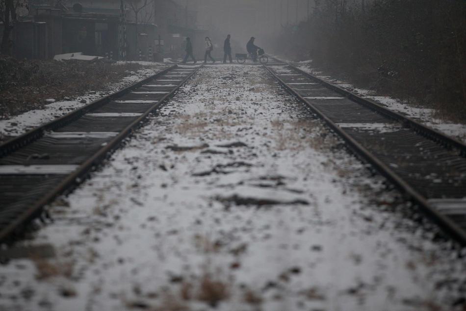 pollution005 Загрязнение окружающей среды в Китае