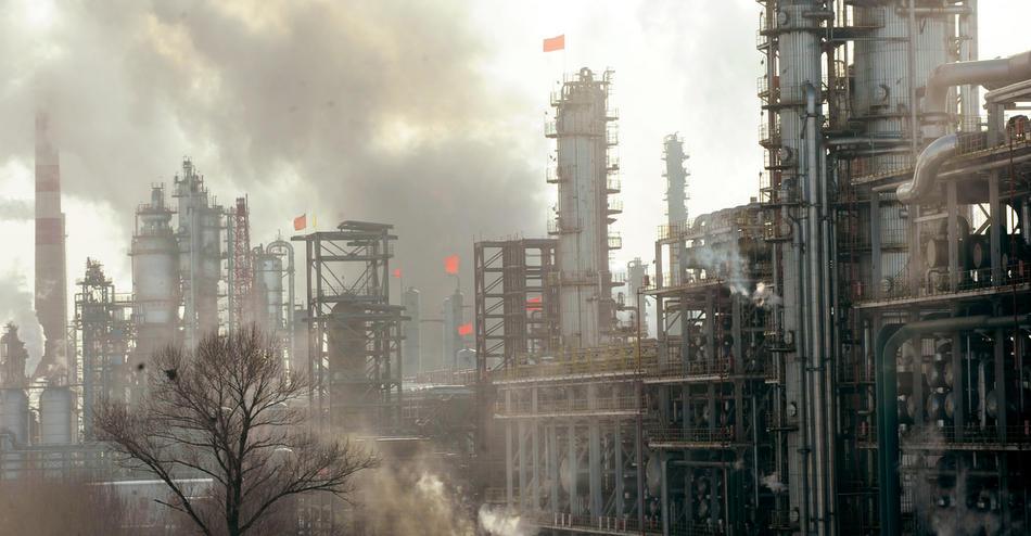 pollution007 Загрязнение окружающей среды в Китае