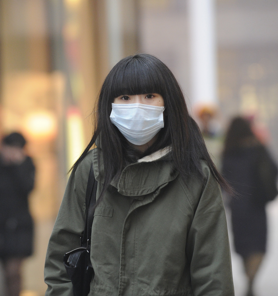 pollution010 Загрязнение окружающей среды в Китае