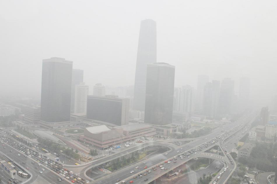 pollution018 Загрязнение окружающей среды в Китае