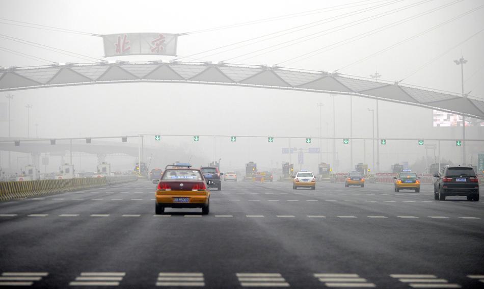 pollution028 Загрязнение окружающей среды в Китае