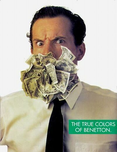 sa5 Социальная реклама United Colors of Benetton, шокирующая мир