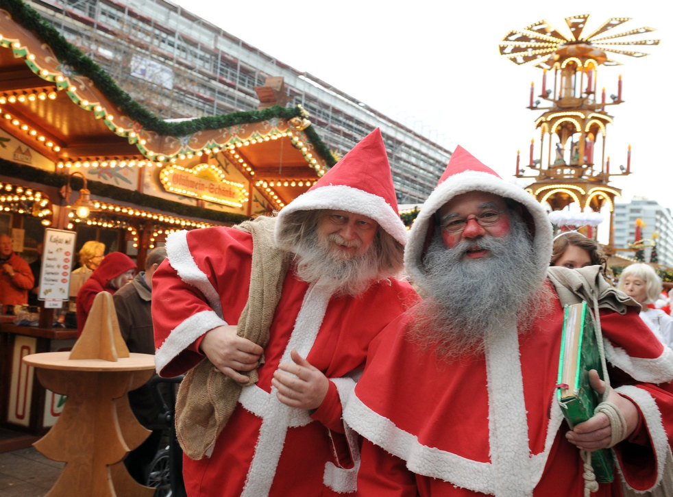 santa claus 2011 09 Санта и кризис