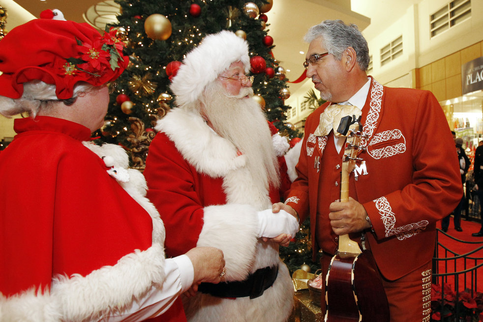 santa claus 2011 15 Санта и кризис