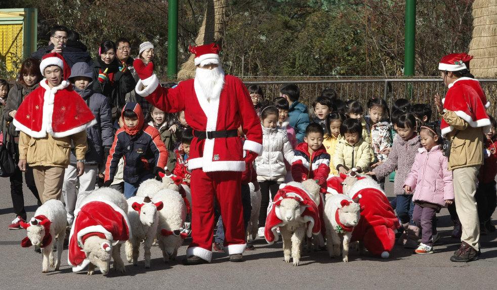 santa claus 2011 20 Санта и кризис