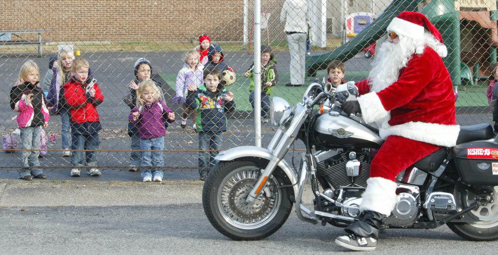 santa claus 2011 31 Санта и кризис