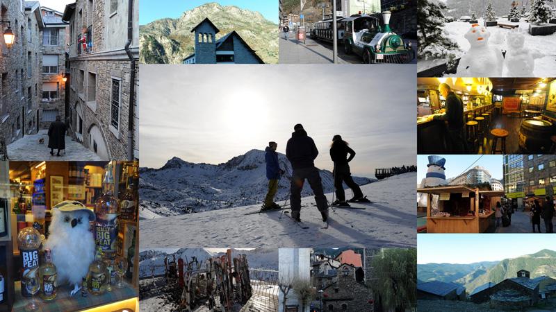 Андорра — горнолыжный рай