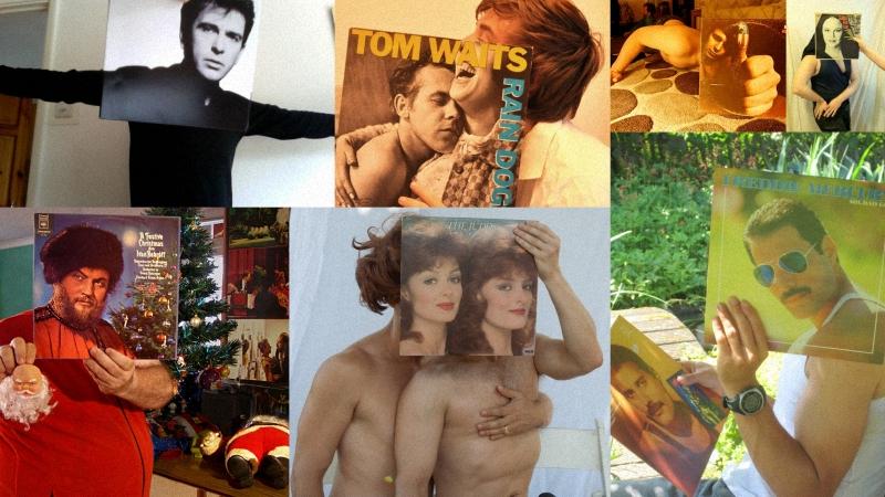 Пластинки К годовщине основания «Мелодии»: Самые интересные ожившие пластинки