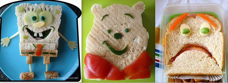 бутеры Искусство бутерброда