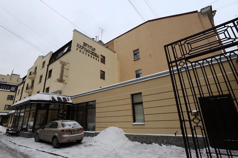 00119 Самые необычные отели Санкт Петербурга