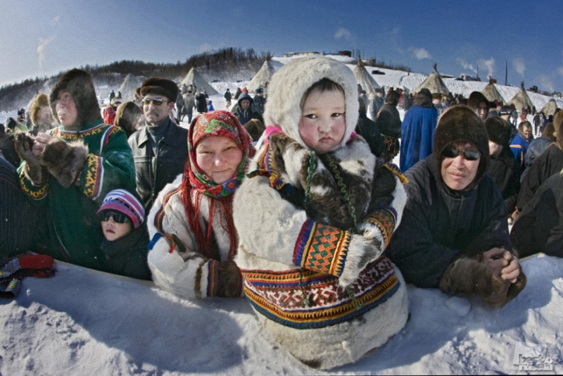 0055 Лучшие фотографии России 2011. Номинация Люди