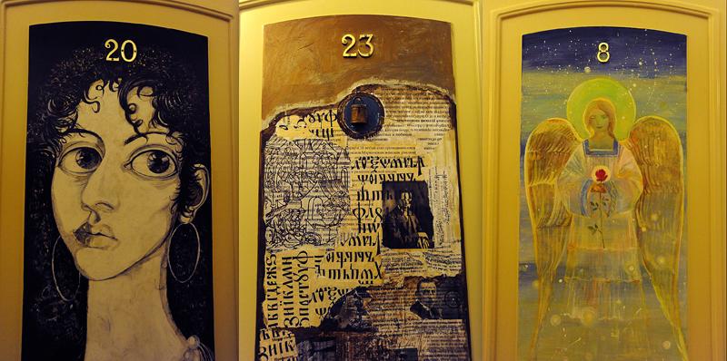 00919 Самые необычные отели Санкт Петербурга
